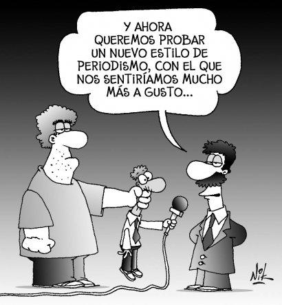 Nuevo periodismo.